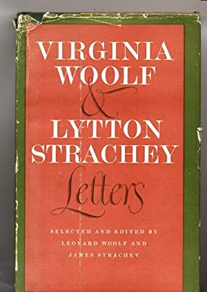 Virginia Woolf & Lytton Strachey Letters: Virginia Woolf, James Strachey, Leonard Woolf