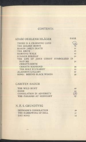 A Book of Danish Verse: Oluf Friis