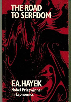 Hayek Hayek Road To Serfdom Seller Supplied Images Abebooks