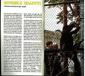 Invisible Graffiti TORQUED ELLIPSE richard serra: Lan Tuazon / Marie Lorenz / (Richard SERRA)
