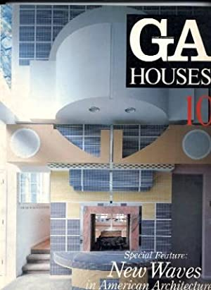 GA HOUSES 10 New Waves in American Architecture: Yukio Futagawa