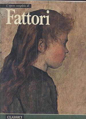 L'opera completa di Giovanni Fattori: Luciano Bianciardi