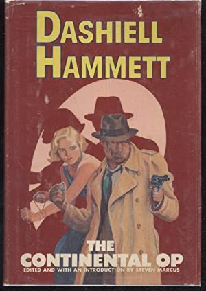 The Continental Op, Hammett, Dashiell