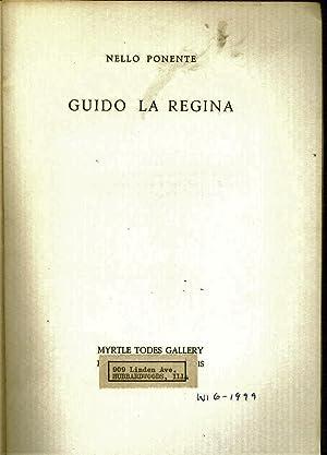 Guido La Regina: Nello Ponente
