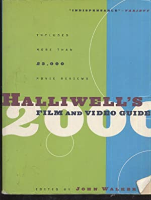 Halliwell's Film and Video Guide 2000: John Walker; Leslie