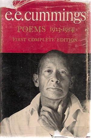 POEMS1923-1954: e e Cummings