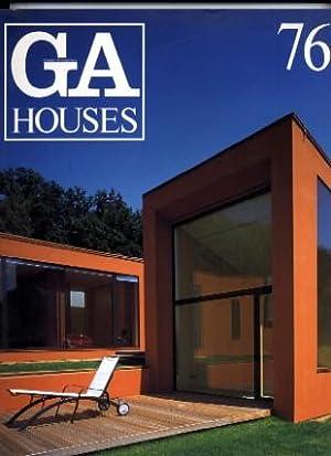 GA Houses 76: Yoshio Futagawa, editor