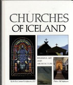 Churches of Iceland: Rev. Gunnar Kristjansson, DD