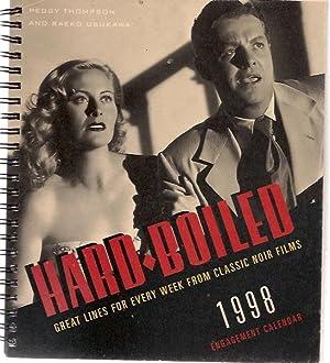 1998 Calendar Hard Boiled: Peg Thompson