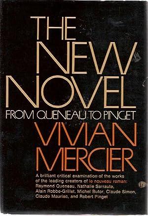 The New Novel from Queneu to Pinget: Vivian Mercer