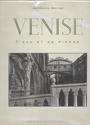 Venise: D'eau et de pierre: Jean Mounicq
