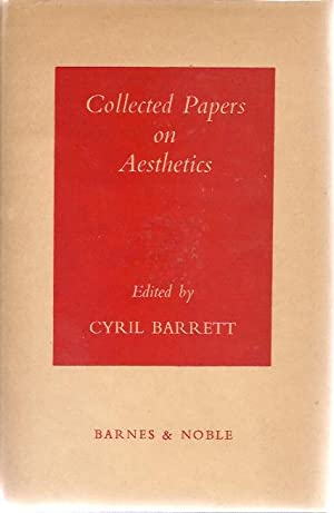 Collected Papers on Aesthetics: Cyril Barrett