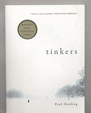"paul harding tinkers 1 is the paul harding whose pulitzer prize-winning ""tinkers"" has been called an "" evocative meditation on the nonlinear nature of a life."