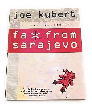 Fax From Sarajevo: Kubert, Joe