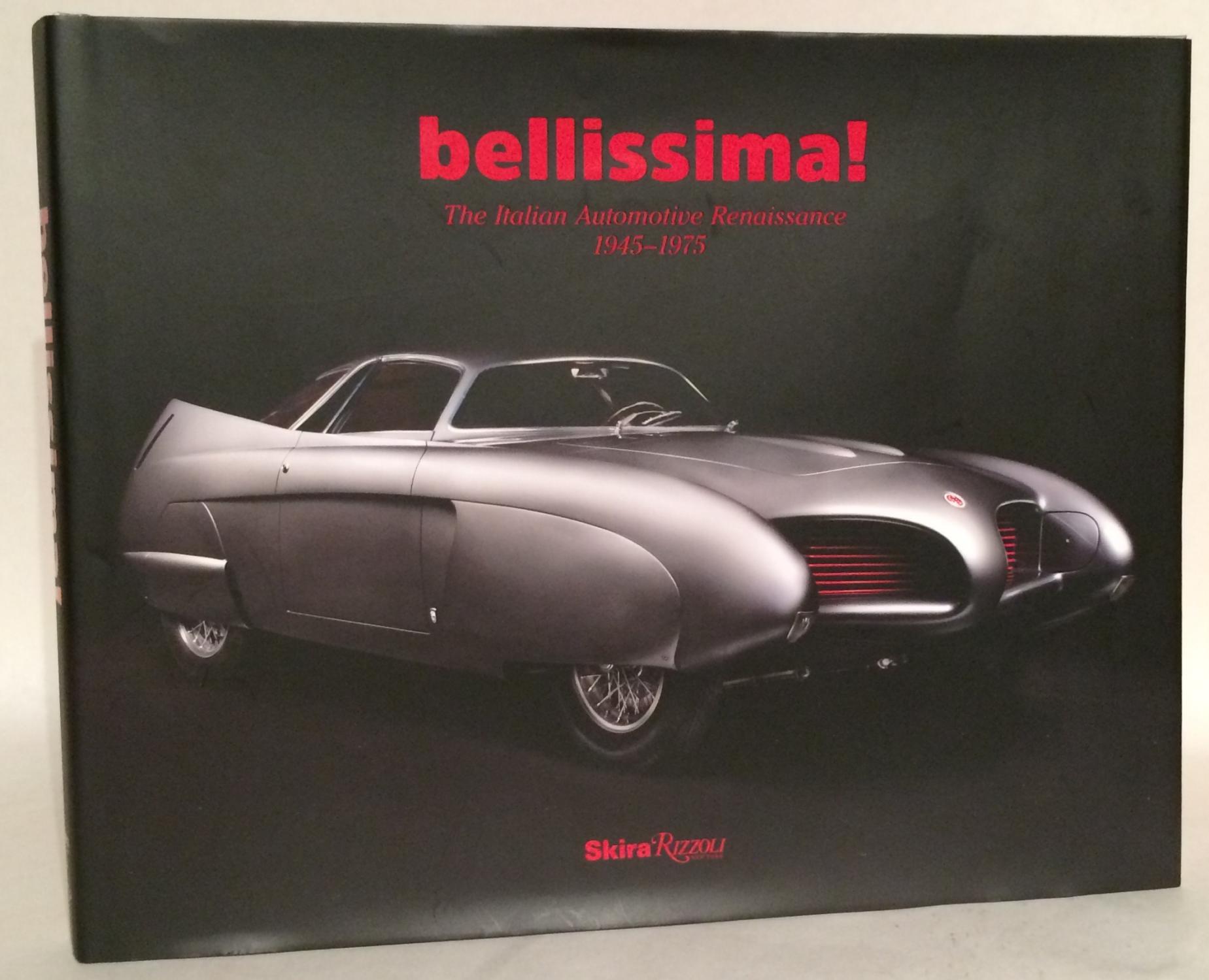 Bellissimo_The_Italian_Automotive_Renaissance_19451975_Gross_Ken_Robert_Cumberford_Winston_Goodfellow_Comme_Neuf_Couverture_rigide