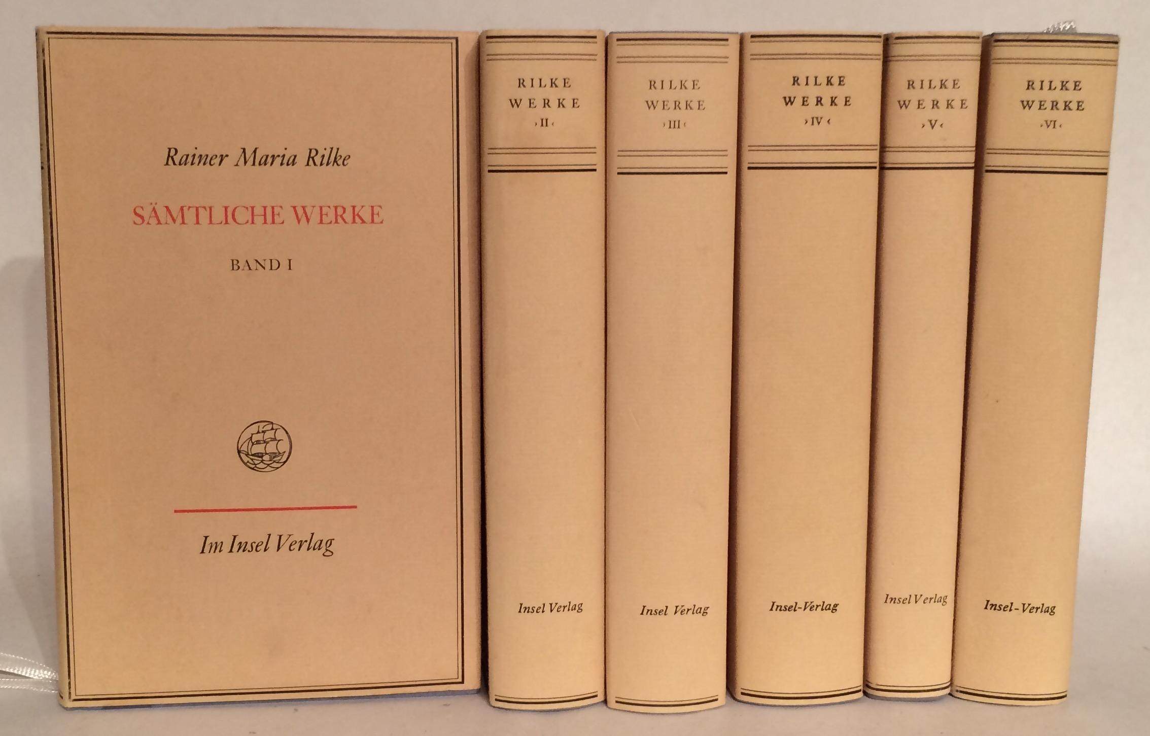 Rainer Maria Rilke Used Abebooks