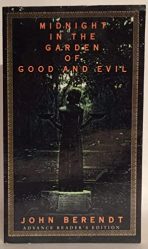 Midnight Garden Good Evil By Berendt First Edition Signed Abebooks