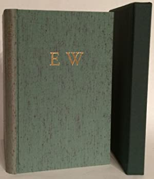 Eudora Welty. Writers' Reflections upon First Reading Welty. SIGNED/LTD