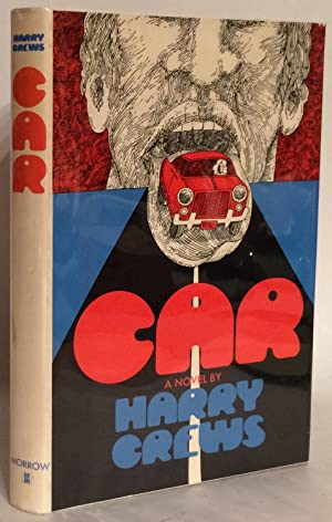 Car. A Novel. (Association copy).