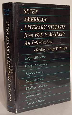 Seven American Literary Stylists from Poe to Mailer: An Introduction.