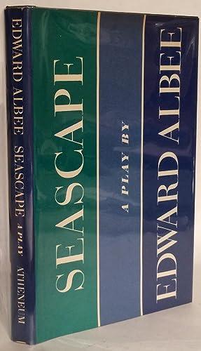 Seascape. A Play.: Albee, Edward
