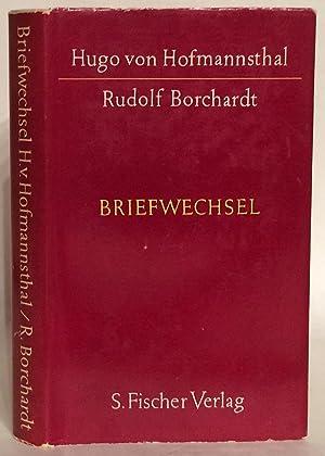 Hugo von Hofmannsthal. Rudolf Borchardt. Briefwechsel.: Borchardt, Marie Luise