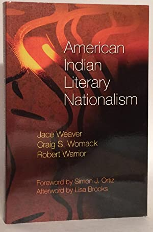American Indian Literary Nationalism.