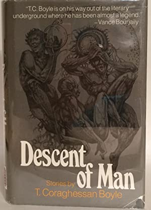 Descent of Man. SIGNED.