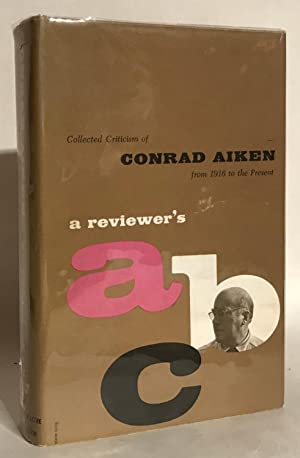 A Reviewer's ABC. INSCRIBED.