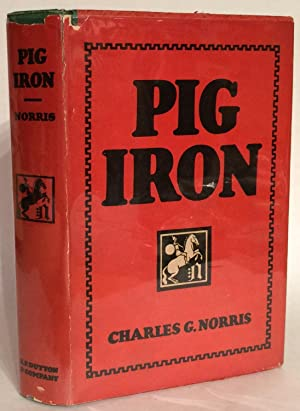 Pig Iron. INSCRIBED.