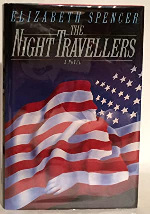 The Night Travellers. Review Copy. INSCRIBED.