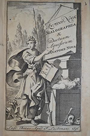 Sialographia et ductuum aquosorum anatome nova. Accedit Defensio Ductuum Aquosorum, nec non fons ...