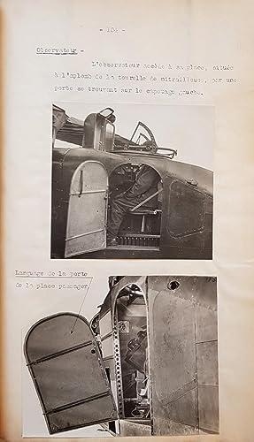 Notice technique. Avion Breguet 27 type A2.: BREGUET