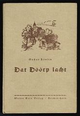Dat Döörp lacht: Een Utwahl ut sien: Könsen, Gustav:
