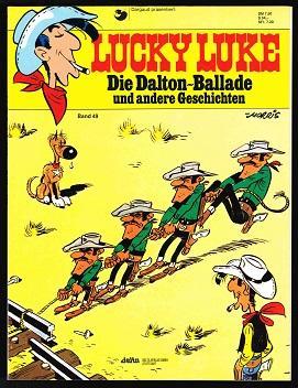 Lucky Luke (Band 49): Die Dalton-Ballade und: Morris (d.i. Maurice