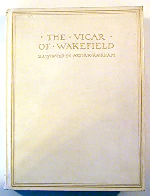 The Vicar of Wakefield (Signed): Goldsmith, Oliver (Arthur