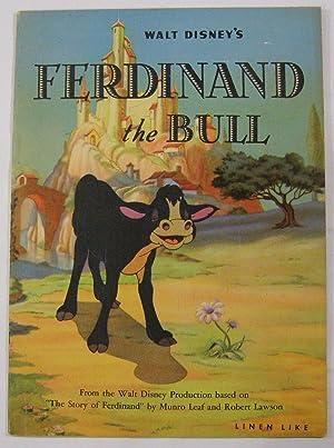 Walt Disney's Ferdinand the Bull: Disney, Walt Studios