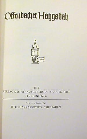 Offenbacher Haggadah: Guggenheim, S. (Fritz Kredel)