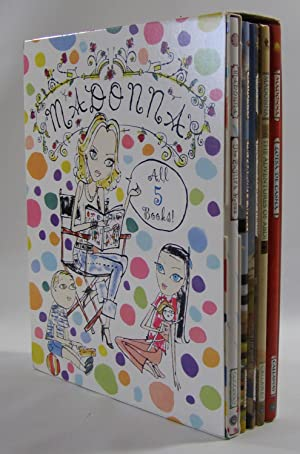 Five Books for Children: The English Roses.: Madonna