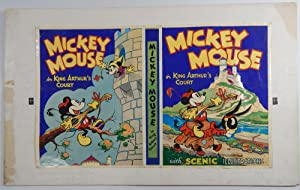 Mickey Mouse in King Arthur's Court: Original: Disney, Walt