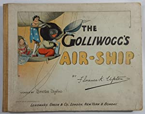The Golliwogg's Air-Ship: Upton, Florence K.,