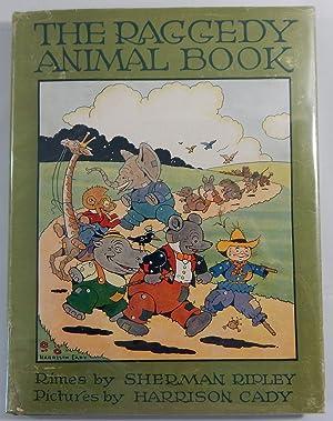 The Raggedy Animal Book: Ripley, Sherman