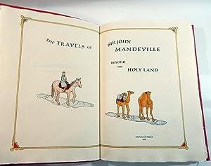 The Travels of Sir John Mandeville beyond: Foolscap Press) Mandeville,