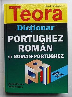 Dictionar portughez român si român-portughuez: Angela Mocanu/Pavel Mocanu