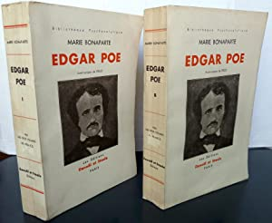 Edgar Poe Etude psychanalytique ouvrage orné de 27 illustrations