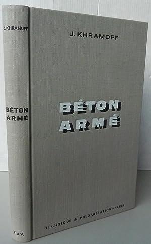 Béton armé calcul pratique des ouvrages: J. Khramoff