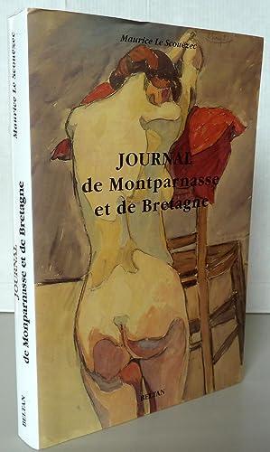 Journal de Montparnasse et de Bretagne: Maurice Le Scouëzec