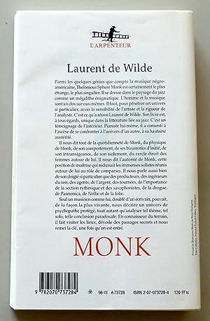 MONK: WILDE LAURENT DE