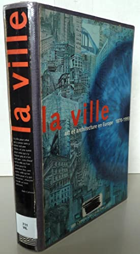 LA VILLE ART ET ARCHITECTURE EN EUROPE: Collectif