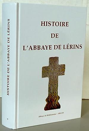 HISTOIRE DE L'ABBAYE DE LERINS: Collectif